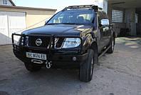 Силовой бампер на Nissan NAVARA D40