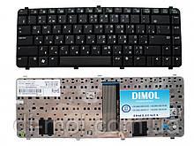 Оригінальна клавіатура для ноутбука HP Compaq 511, 515,CQ610, CQ615, rus, black