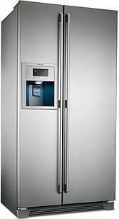 Холодильник Electrolux SBS EAL 6140 WOU Нержавіюча сталь (33039)