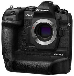Цифровая камера Olympus E-M1X Body Black (6456596)