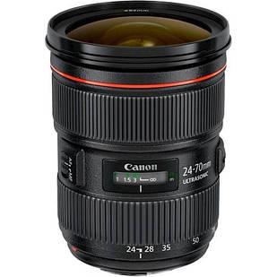 Об'єктив Canon EF 24-70mm f/2.8 L II USM