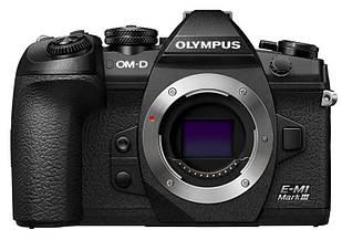 Цифровая фотокамера Olympus E-M1 mark III Body Black (6580591)