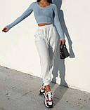 """Спортивные штаны с высокой талией """"Matrix"""", фото 6"""