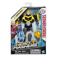 Ігровий Розбірний Робот-Трансформер Бамблбі Роботи під прикриттям 15 см - Bumblebee, Hero Mashers, RID, Hasbro