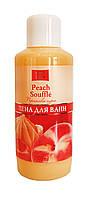 Пена для ванн Fresh Juice Peach soufflé (Персиковое суфле) - 1 л.