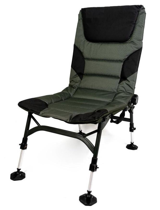 Карповое кресло Ranger Chester. Кресло для рыбалки раскладное.