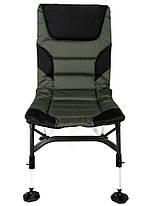 Карповое кресло Ranger Chester. Кресло для рыбалки раскладное., фото 2