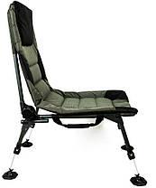 Карповое кресло Ranger Chester. Кресло для рыбалки раскладное., фото 3
