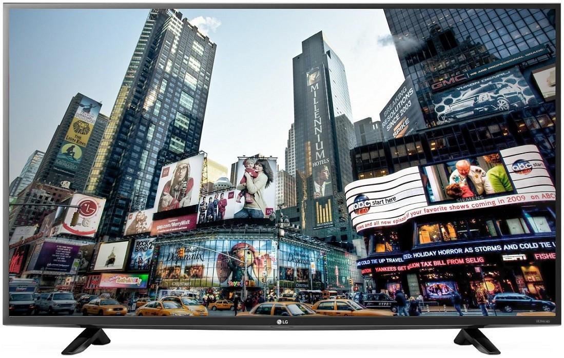 Телевизор LG 49UF6407 (900Гц, Ultra HD 4K, Smart TV, Wi-Fi, DVB-T2/S2)