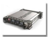 USB осциллограф автомобильный 4-х канальный DSO-3064A Hantek