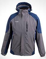 Мужская лыжная куртка Columbia TITANIUM omni tech 3 в 1