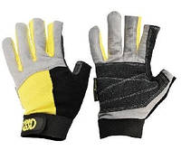 Перчатки Kong Alex Gloves - yellow/black
