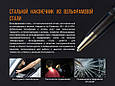 Fenix T5Ti тактична ручка фіолетова, фото 10