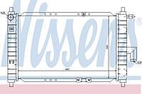 Радиатор охлаждения Daewoo Matiz 0.8/1.0 с 03/2001 мех. кпп 1998--> Nissens (Дания) 61646