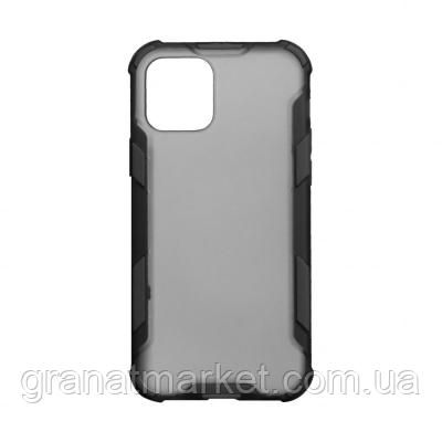Чехол Armor Case Color for Iphone 12 Pro Max Цвет Чёрный
