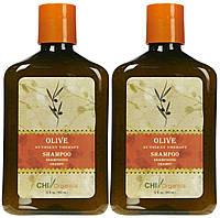Шампунь на основе оливкового масла CHI Organics Olive Nutrient Therapy Shampoo