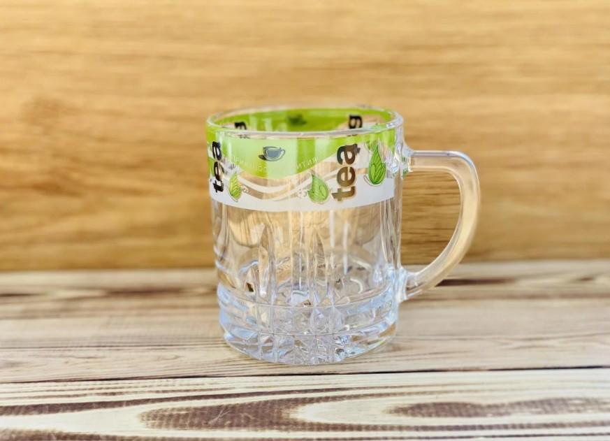 Чашка стекло ОСЗ венеция Зеленый чай 280 мл (18с2028)
