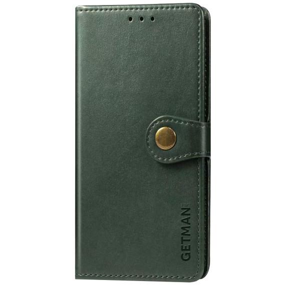 Шкіряний чохол книжка GETMAN Gallant (PU) для Samsung Galaxy M31