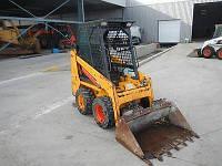 Мини погрузчик Bobcat 463 , дизель , 2008 год , 318 кг