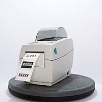 Принтер этикеток, штрих кода Zebra LP 2824. Уценка (б/у).