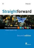 Straightforward (2nd Edition) Pre Intermediate Class Audio CD