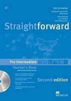 Straightforward (2nd Edition) Pre Intermediate Teacher's Book Pack