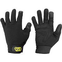 Перчатки Kong Skin Gloves - yellow/black