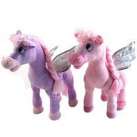 Мягкая игрушка Lava Лошадь с крыльями (муз., 25,5 см) (LF551A)