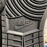Мужские кроссовки Nike Air Jordan 1 Retro High Shadow (копия), фото 5