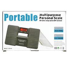 Ваги підлогові Portable 0.3-150 KGS
