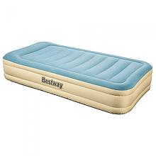 Надувні велюрові ліжка