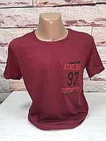 Мужская футболка большого размера Батал хлопок Турция