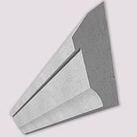 Межэтажная разделительная полоса из пенополистирола (с армирующим покрытием)