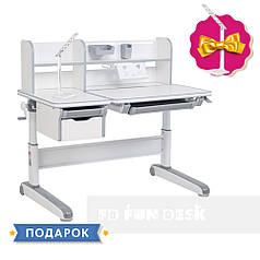 Дитячий стіл-трансформер FunDesk Libro Grey