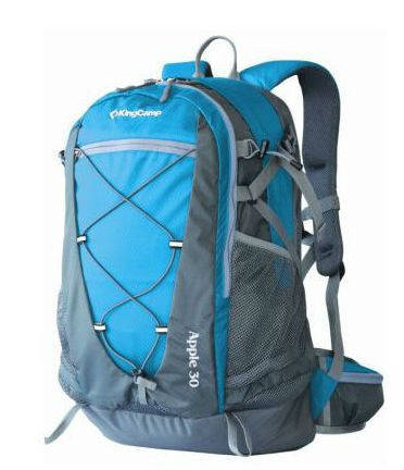 Туристический мужской рюкзак 30 л. KingCamp APPLE 95140 синий