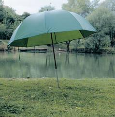 Зонт раскладной Lineaeffe для карповой рыбалки с рег. наклона d=220см   !!!УЦЕНКА!!!