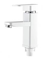 Змішувач мийка SLAT SLT-В001(W) пластиковий
