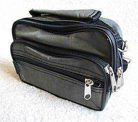 Мужская сумка Wallaby через плечо прекрасная качественная барсетка сумки мужские 8w2663 хаки