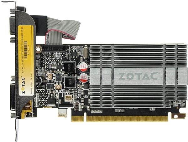Видеокарта Nvidia GeForce, 210 ZOTAC, 64 бит