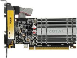 Видеокарта Nvidia GeForce, 210 ZOTAC, 64 бит, 1 гб
