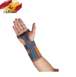 Ортез, бандаж на променезап'ястковий суглоб Manutec Fix M760 Orliman (жорсткий фіксатор на зап'ясті)