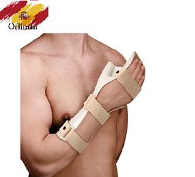 Ортез, бандаж на променезап'ястковий суглоб (модельований, коригувальний) ТР-6101 Orliman (фіксатор на