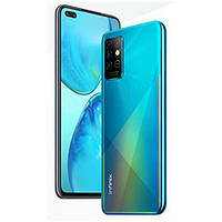 "Смартфон Infinix Note 8 6/128Gb Blue, 64+2+2+2/16Мп, 6.95"" IPS, 2sim, 4G, 5200мАһ, Helio G80, фото 1"