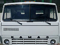 Кабіна КАМАЗ 1-й компл. низький дах (КАМАЗ 55102,55111)