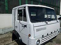 Кабіна КАМАЗ 1-й компл. низький дах (КАМАЗ 55102,55111), фото 1