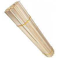 Палички для солодкої вати - від 100 шт. З ПЕРЕДОПЛАТОЮ (400мм 5х5мм)