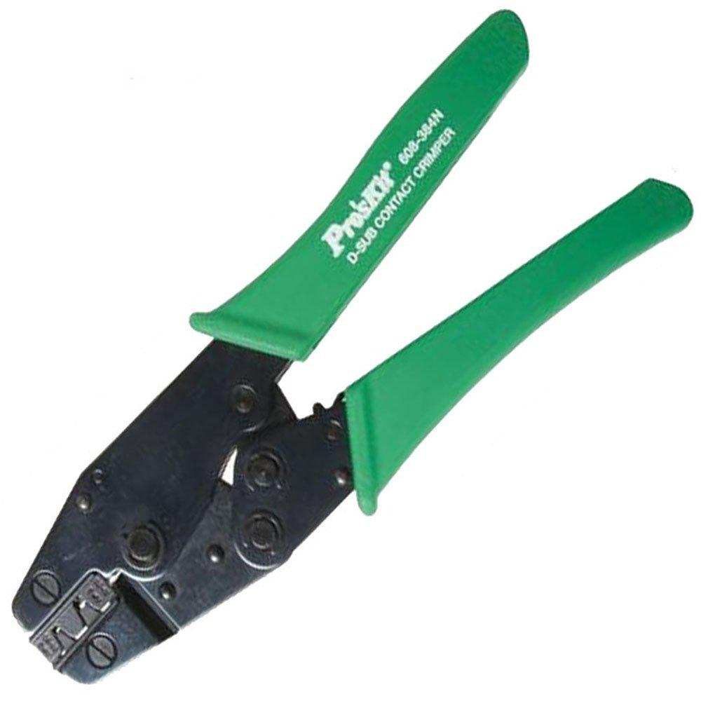 Кримпер 608-384N Pro'sKit, для обжима контактов