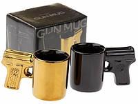 Набор чашек Пистолет маленькие 2 шт