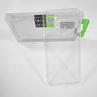 Силиконовый SMTT чехол для Xiaomi Redmi Note 9T / Redmi Note 9 5G Прозрачный