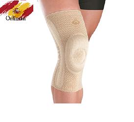 Наколінник, бандаж на коліно із закритою колінної чашечкою 8104 (ортез, фіксатор на колінний суглоб)